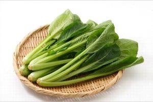 小松菜の栄養価
